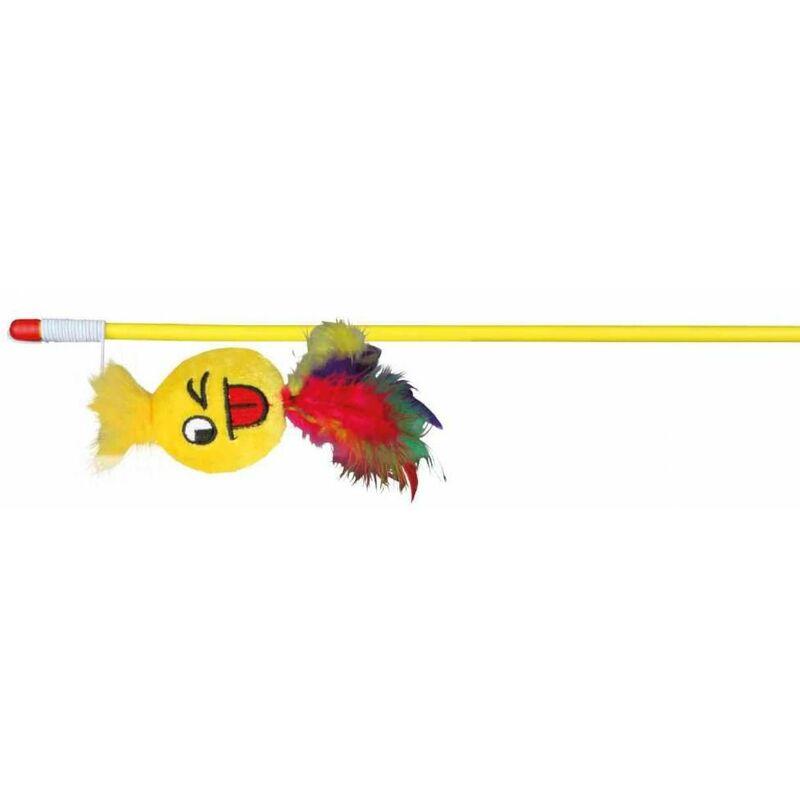 Canne à pêche avec Smiley