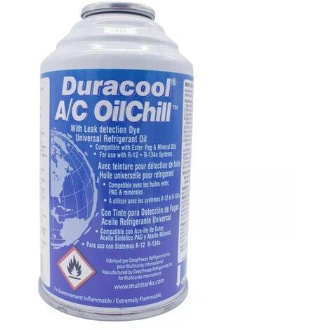 CANNETTE HUILE DURACOOL A/C OIL - 113GR