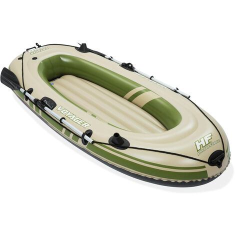 Canoa Bestway 65051 Voyager 300 Hydro-Force Bote 2 Plazas Hinchable