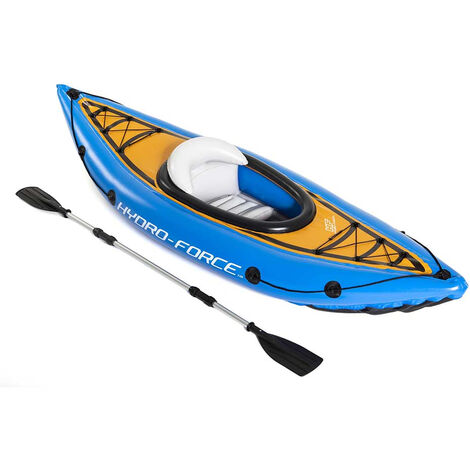 Canoë kayak gonflable Bestway Hydro-Force Cove Champion 65115