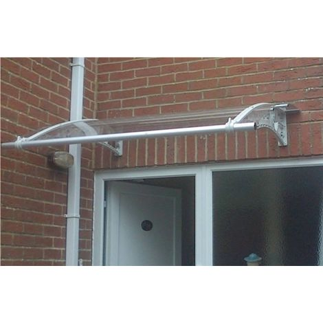 CANOFIX Door Canopy PC 2000W x 1270P - different colours