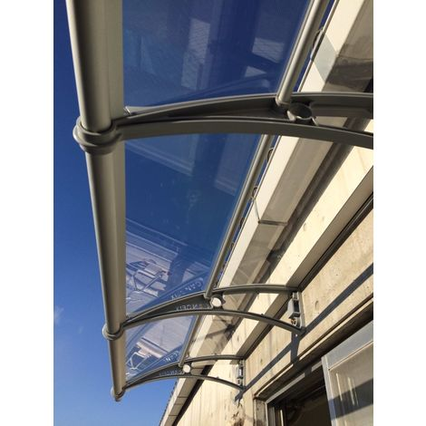 CANOFIX Door Canopy PC 3500W x 650P - different colours