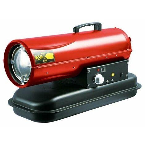 Canon à air chaud - diesel - 20 kw