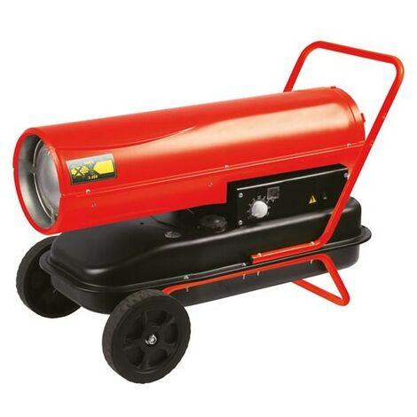 Canon à air chaud - diesel - 30 kw