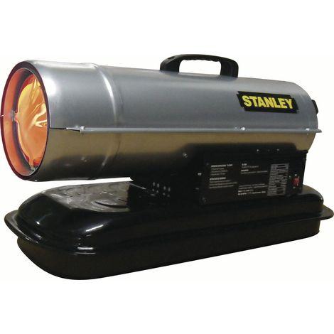 Canon à chaleur au fioul à combustion directe 102 m³ - 13,1 kW Stanley ST45V