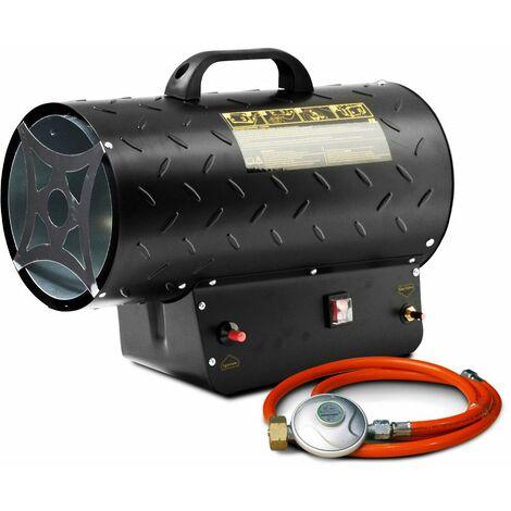 Canon a chaleur au gaz 30 KW - Warm Tech