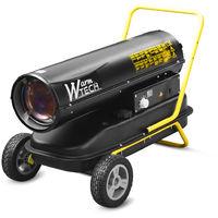 Canon à chaleur diesel 30KW