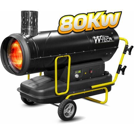 """main image of """"Canon à chaleur diesel à combustion indirecte 80Kw"""""""
