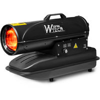 Canon à chaleur diesel/pétrole 15 KW Warm Tech