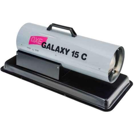 Canon à chaleur gas-oil ou fuel 15kw