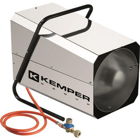 Canon à chaleur propane Inox TOPCAR 11061