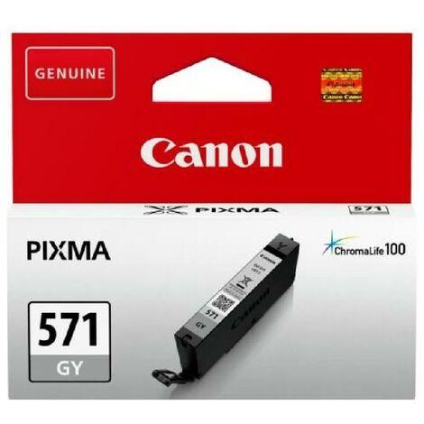 Canon Cartouche CLI-571 Gris