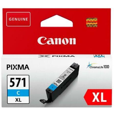Canon Cartouche CLI-571XL Cyan XL
