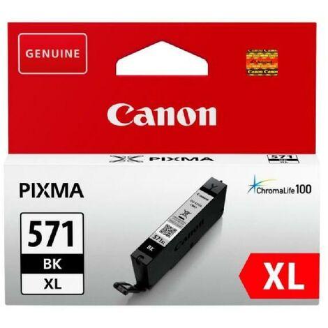 Canon Cartouche CLI-571XL Noire XL