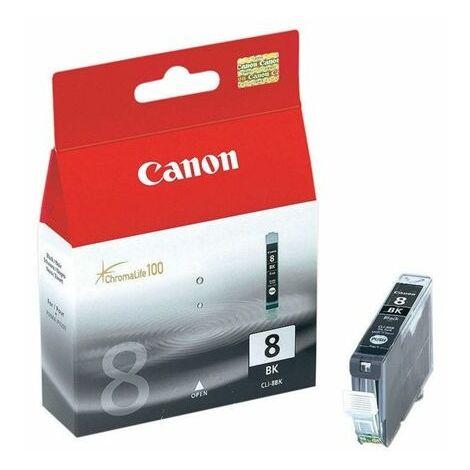 Canon Cartouche d'encre Canon CLI8BK 0620B001 13ml noir