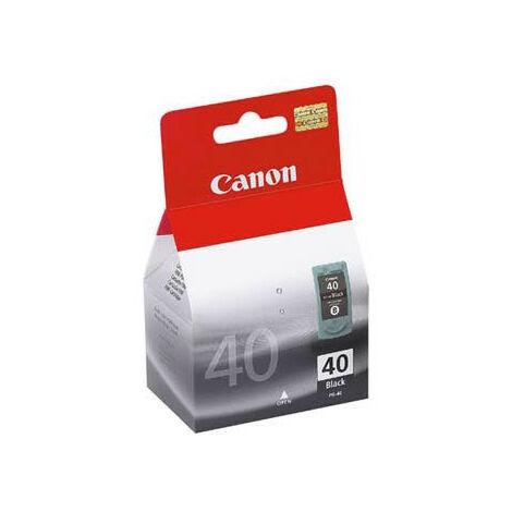 Canon Cartouche d'encre iP1600 iP2200 MP150 MP170 MP450 PG-40 noir 0615B006 16 ml 490p (0615B006)