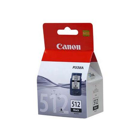 Canon Cartouche d'encre MP240 MP260 PG-512BK noir 2969B004 15ml 400p blistr avec prote (2969B009)
