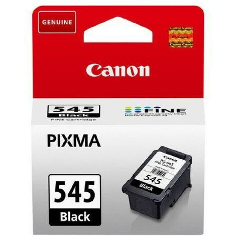 CANON Cartouche d'encre PG-545 - Noir - Capacite standard - 8ml - 180 pages