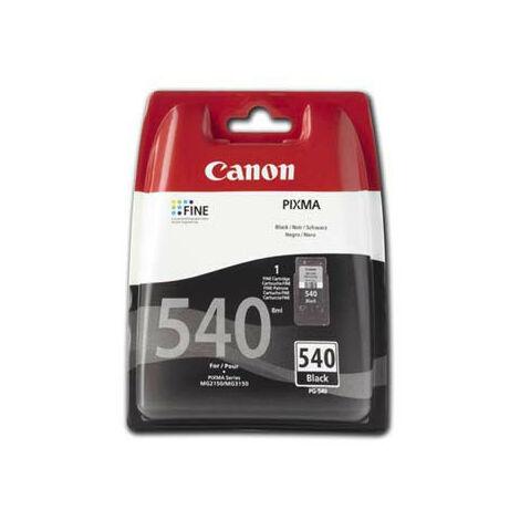 Canon Cartouche d'encre Pixma MG 2150, MG3150, PG540, noir, 5225B004, 180p, blis (5225B004)