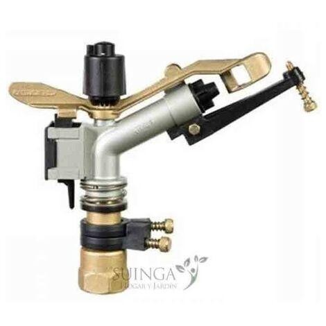 Canon d'irrigation Funny réglable, 12,5 à 19,5 mètres