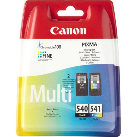 Canon Encre PG-540/CL-541 Multipack MG2150 (5225B006)
