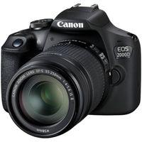 Appareil photo numérique Reflex Canon EOS 6D Mark II 26.2 MP Cadre plein 1080p 60 pis Boîtier nu Wi Fi, NFC, Bluetooth