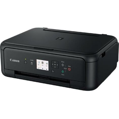 CANON Imprimante Multifonction 3 en 1 couleur PIXMA TS5150 - Jet d'encre - Noire