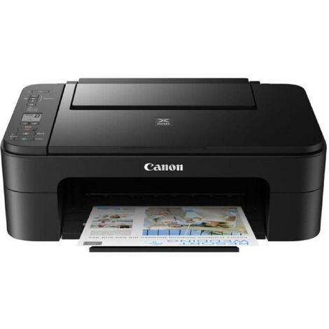 CANON Imprimante multifonctions 3 en 1 PIXMA TS3350 - Jet d'encre - WIFI - Noir