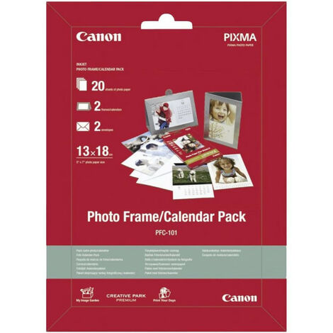Canon Photo Frame / Calendar Pack - 20 feuilles (2311B054)