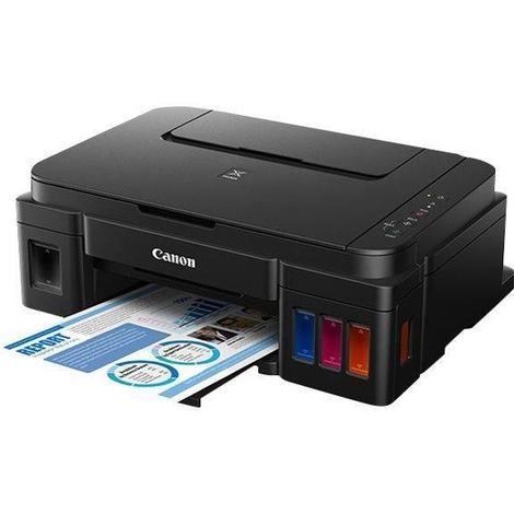 CANON PIXMA G2501 Imprimante multifonctions - Couleur - Jet d'encre - 216 x 297 mm (original) A4-Legal