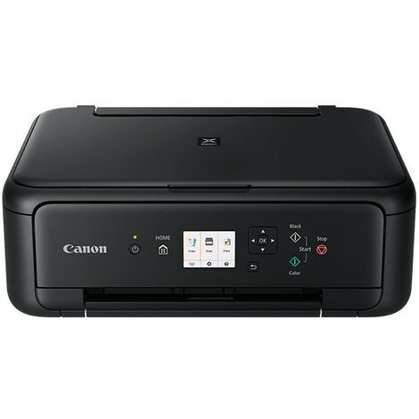 Canon PIXMA TS5150 - Jet d'encre - 4800 x 1200 DPI - 100 feuilles - A4 - Impression directe - Noir (2228C006)