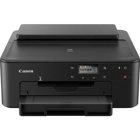 Canon PIXMA TS705 - 4800 x 1200 DPI - Noir - Cyan - Magenta - Pigment noir - Jaune - Cassette - Bac à papier - 8 s - 10 s - 15 ipm (3109C006)