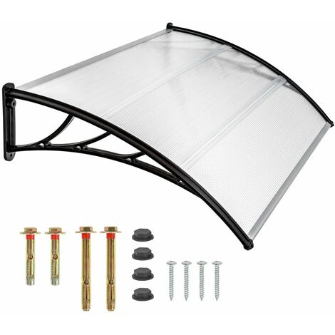 Canopy transparent - door canopy, awning, front door canopy