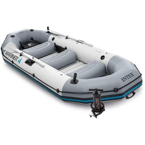 Canot gonflable Intex 68373 Mariner 3 bateau Gonflable