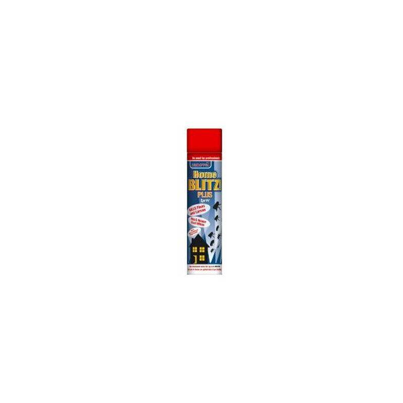Image of Canovel Home Blitz Plus Flea Spray 400ml x 6 (23992)
