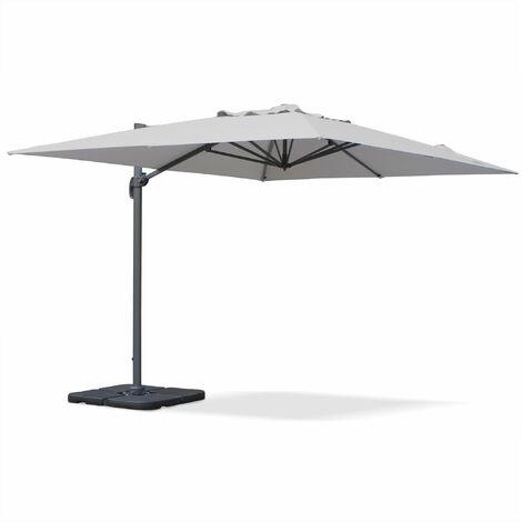 Cantilever parasol - 3x4m - St Jean de Luz
