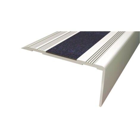 Cantonera Aluminio 50mm - Con antideslizante - Taladrado