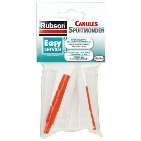 CANULE POUR MASTIC RUBSON LOT DE 5 (Vendu par 1)