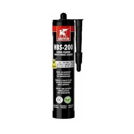 Caoutchouc liquide HBS-200, cartouche 310GR