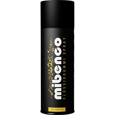 Caoutchouc liquide SPRAY mibenco 400 ml A046281