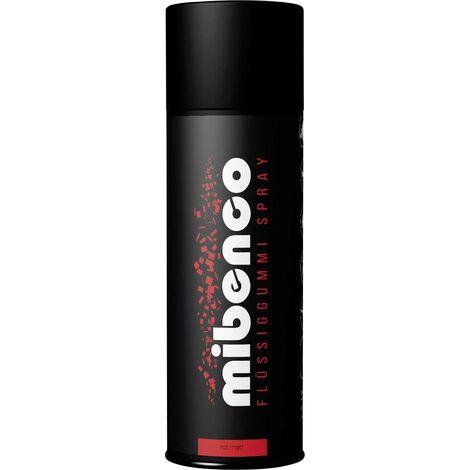 Caoutchouc liquide SPRAY mibenco 400 ml A046981