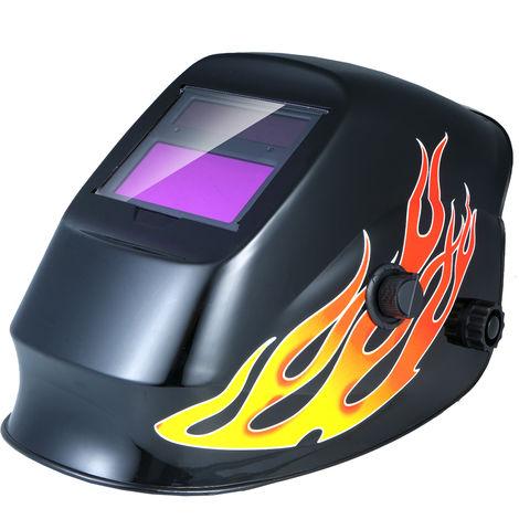 Cap soldador Mascara de soldadura de oscurecimiento automatico de soldadura TIG MIG MAG MMA KR KC soldadura electrica Cascos de soldadura de la maquina
