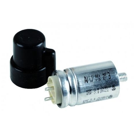 Capacitor 3mf + protection cover - BAXI : S58083768