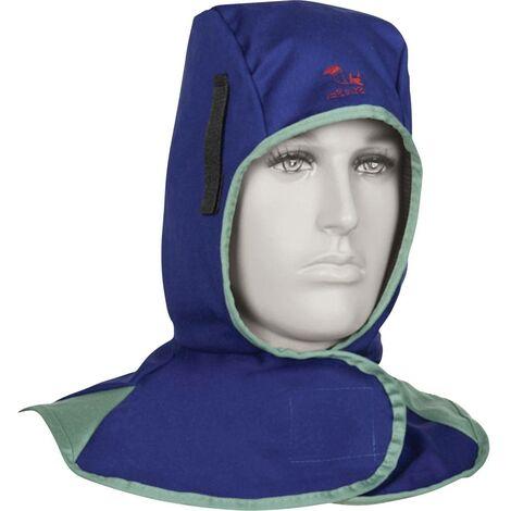 Cape de protection pour soudeur Toparc 045224 bleu 1 pc(s)