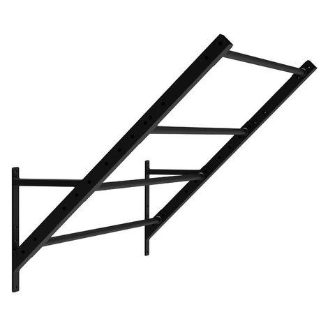 CAPITAL SPORTS Dominat Edition Monkey Ladder 167 cm Black Steel