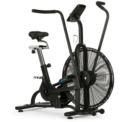 CAPITAL SPORTS Strike Bike Vélo cardio avec pulsomètre & Bluetooth 150kg max.