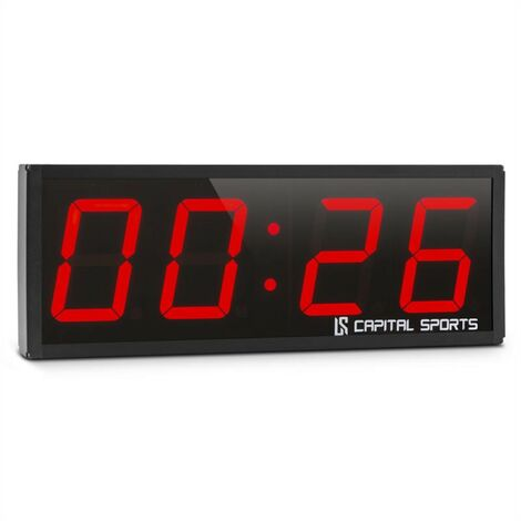Capital Sports Timeter 2.0 Temporizador deportivo Tabata Cronómetro Cross-Training 4 d