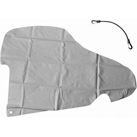 Capot de protection pour bras d'attelage ProPlus 610308 gris 1 pc(s) X899821