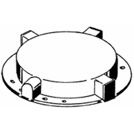 Capot thermoplastique pour spot S1200 et S307 - Blanc