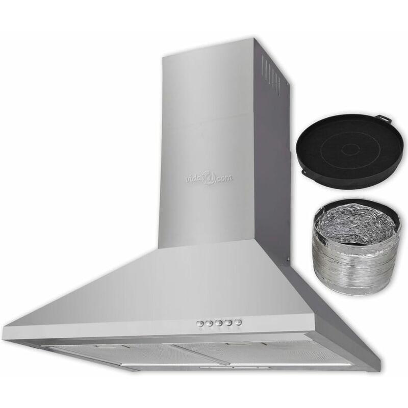 Cappa da Cucina in Acciaio Inossidabile 600 mm